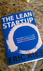 Lean Startup Cover