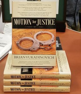 motion for justice cover