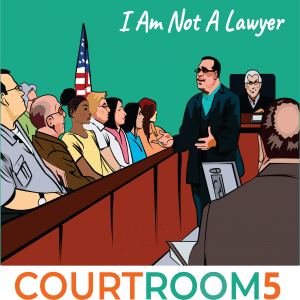 I Am Not A Lawyer