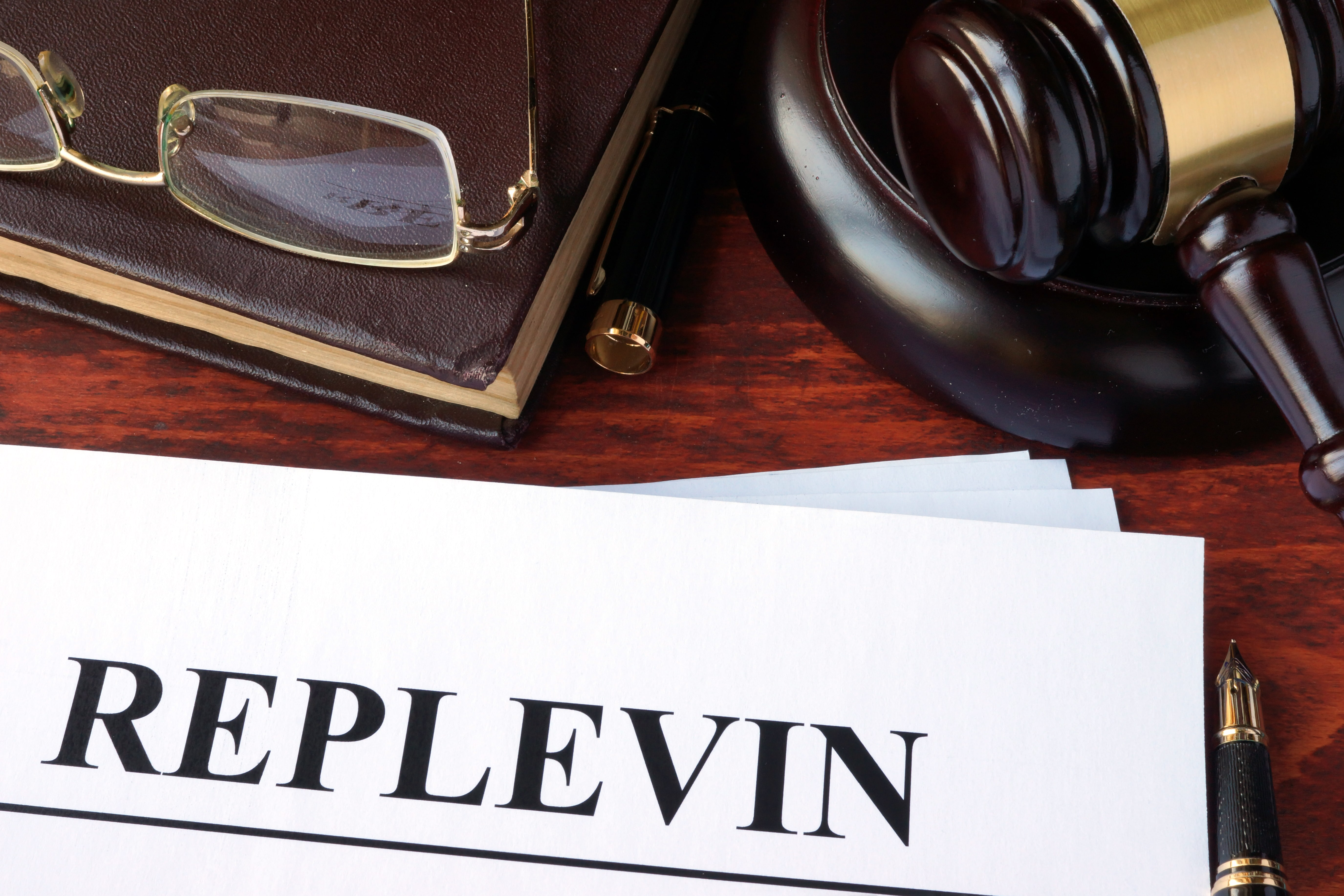 Replevin Action